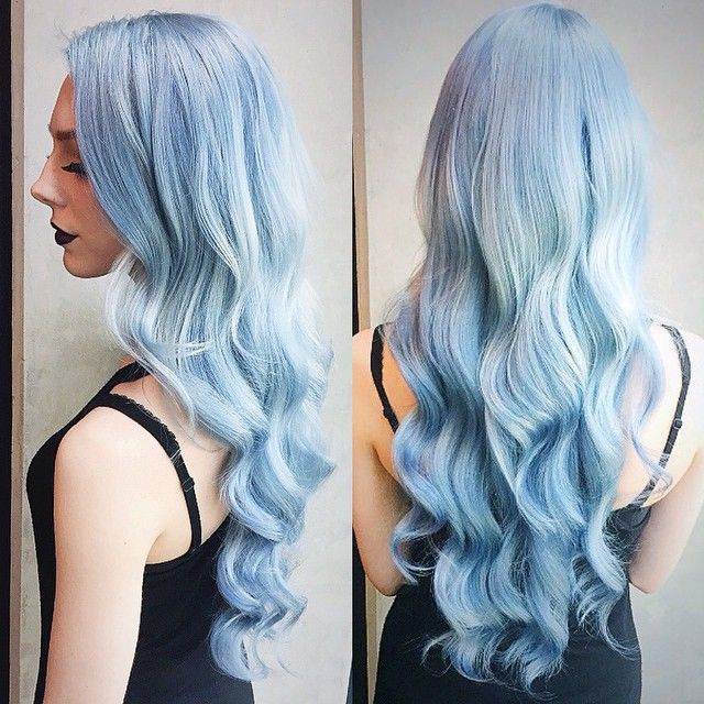 Leigh Dickson @leighdicksonartistry Sky Blue!! Wea...Instagram photo | Websta (Webstagram)