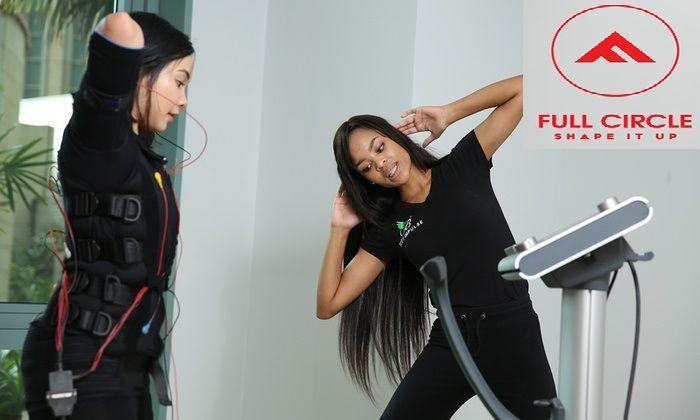 Full Circle Ems Body Fitness Fitness Body Body Training Fitness Studio