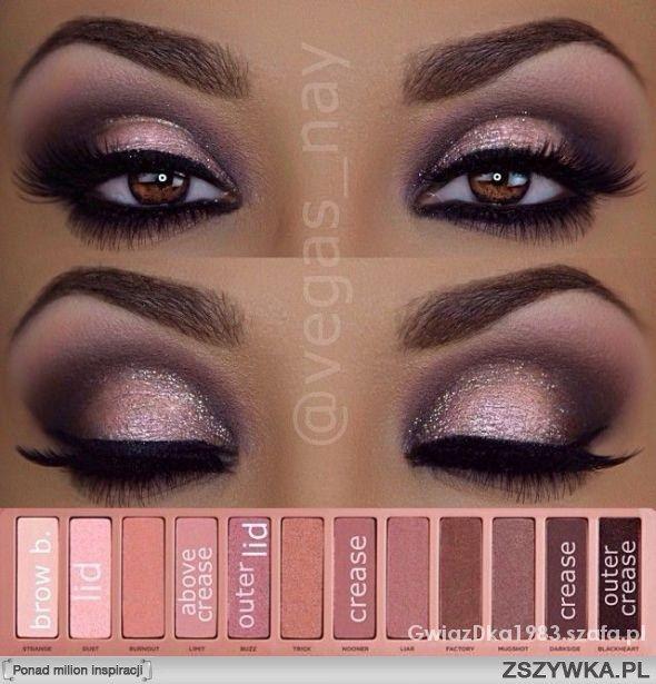 makijaż wieczorowy z kolorem - Szukaj w Google