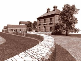 Wicklow Farmhouse