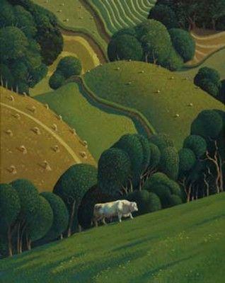 Limited Edition Prints Artist Jo March-Trevethy Bull