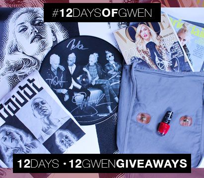 12 Days of Gwen: Day 12