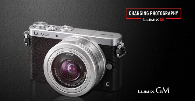 #Panasonic #LumixGM1 - Nouvel #APN hybride WiFi ! #photo