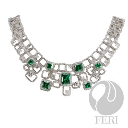 FERI - Romantic Pathway - Necklace