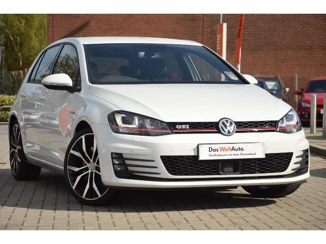 volkswagen golf gti mk7 pure white cars pinterest. Black Bedroom Furniture Sets. Home Design Ideas