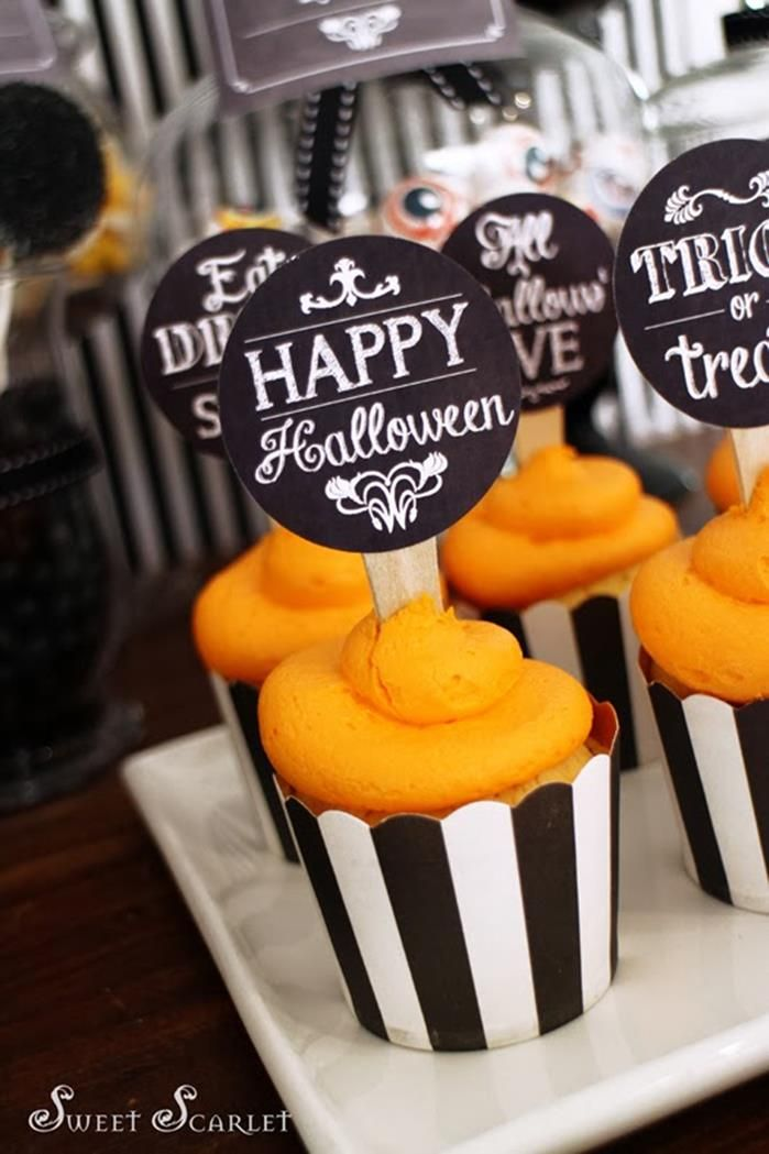 eat drink and be scary party planning ideas supplies idea cake decor
