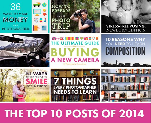 Our Top 10 Most Popular Posts of 2014!