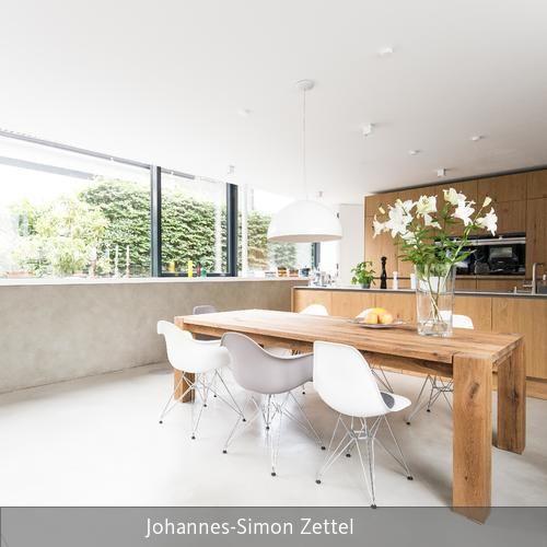 282 besten Küche Bilder auf Pinterest - kuche wohnzimmer offen modern