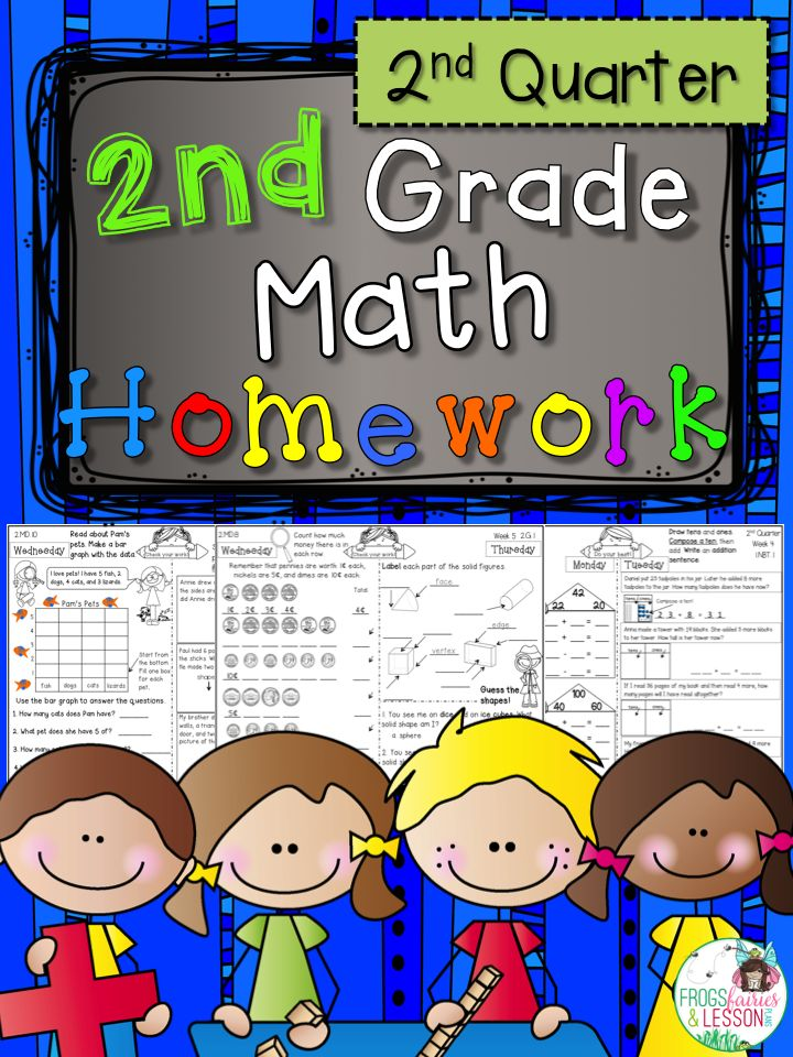 Homework Help for Grade 2 | Scholastic | Parents