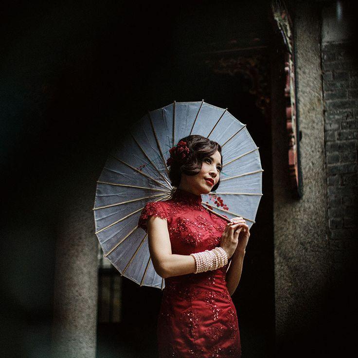 10 Ravishing Red Dresses That Bring Vibrance to Any Occasion | http://brideandbreakfast.hk/2017/02/28/10-ravishing-red-dresses-that-bring-vibrance-to-any-occasion/
