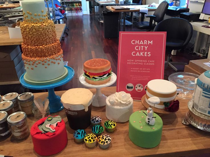 17 best images about charm city cakes on