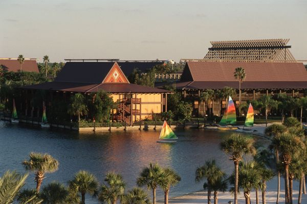 All about Disney's Polynesian Resort