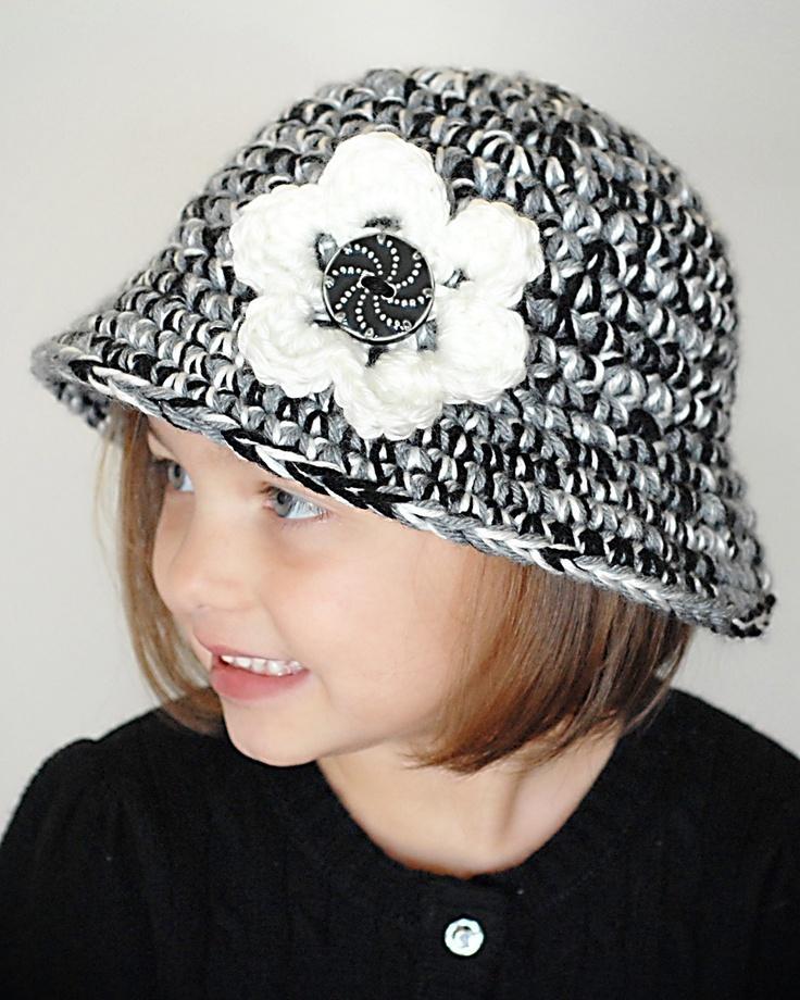 Bulky Bucket Hat Crochet Pattern Permission to by adrienneengar