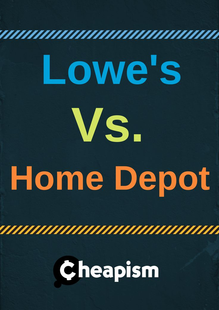 Save money by shopping at the cheapest home improvement store