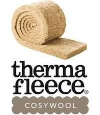 Thermafleece CosyWool Sheeps Wool Insulation 100mm x 570mm - 7.41m2