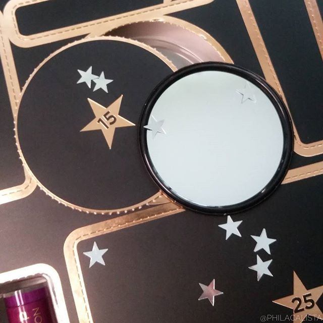 WEBSTA @ philacalista - Underneath the 15th door of the @makeuprevolution Advent Calendar I found a handy makeup mirror ⭐⭐⭐ See my previous Advent Calendar post for a little unboxing 📽️🎅🎅🎅🎄🎄🎄🎁🎁🎁#makeuprevolution #makeuprevolutionlondon #revolution #revoholic #beauty88nl #beauty88 #adventcalendar #adventskalender #adventkalender #christmasiscoming #christmas #suprise #makeup #wakeupmakeup #present #beautyblogger #bblogger #philacalista #mua #makeupartist #beauty #cosmetics #motd…
