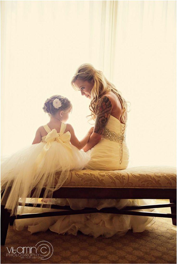 Ces femmes prouvent que le tatouage et la robe de mariée ne sont pas incompatibles !