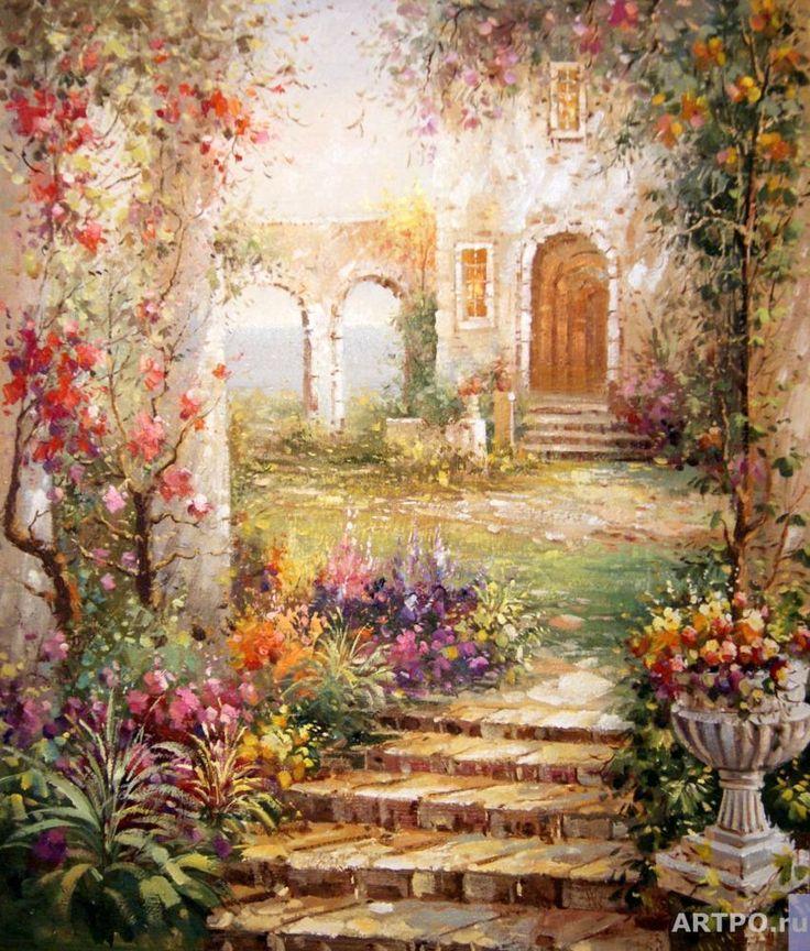 Art For The Garden: Hazlo Tú Mismo/Artesanías