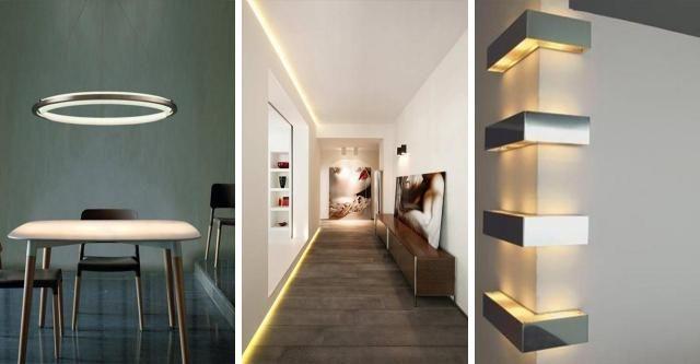 10 sprytnych sposobów na oświetlenie domu i mieszkania [PRZEGLĄD POMYSŁÓW] #OŚWIETLENIE #DOM #ROZWIĄZANIE