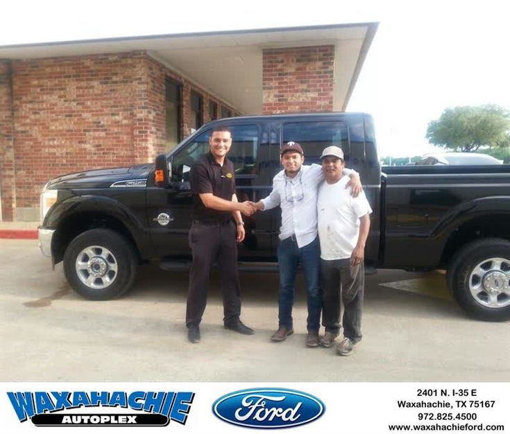 Happy Anniversary to Isai on your #Ford #Super Duty F-250 SRW from Javier Palos at Waxahachie Ford!  https://deliverymaxx.com/DealerReviews.aspx?DealerCode=E749  #Anniversary #WaxahachieFord
