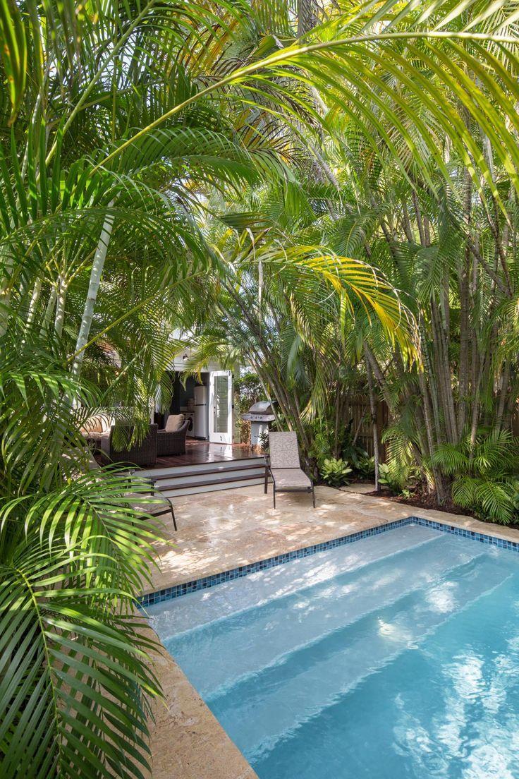 Backyard Oasis is Tropical, Relaxing   HGTV: