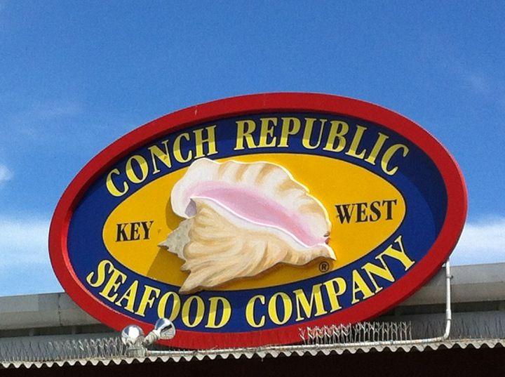 Conch Republic Seafood Company in Key West, FL