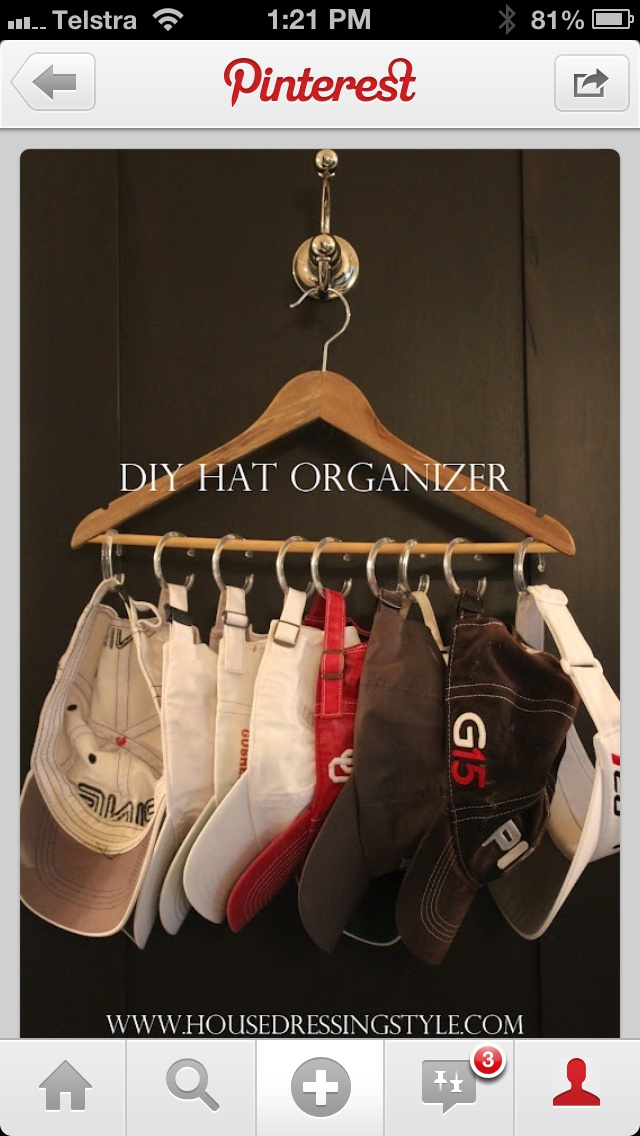 Hat organiser