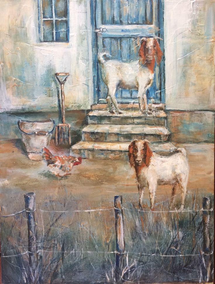 A Goats Life By Kareni Bester