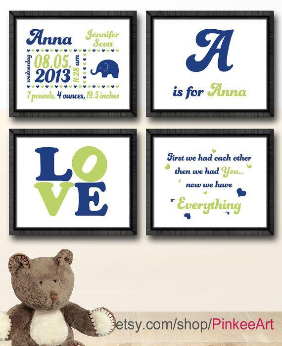 personalized girl birth print, baby subway art, custom baby name art, birth stats wall art, new baby wall decor, baby birth stats, keepsake