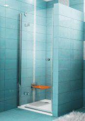 Ravak SmartLine - Sprchové dveře dvoudílné SMSD2 - 90 A, 889-906 mm