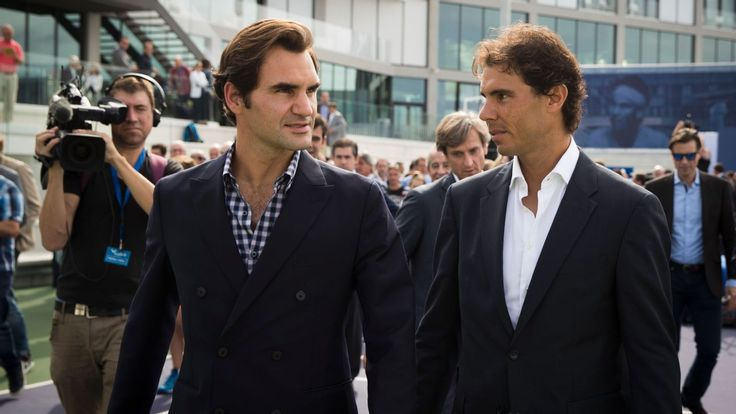 Federer and Nadal: Two aging lions hoping to stay in the hunt