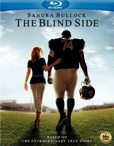 """The Blind Side"" - Christian Movie/Film on Blu-ray with Sandra Bullock and Tim McGraw. Check out Christian Film Database for more info - http://www.christianfilmdatabase.com/review/the-blind-side/"