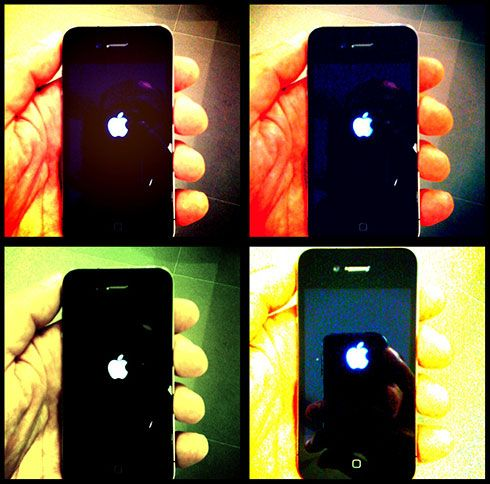 iPhone Photo App Resolutions