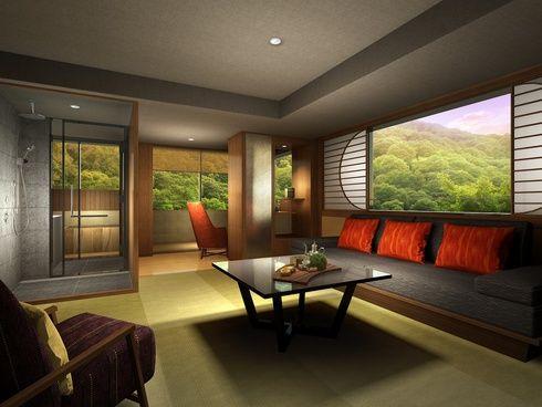京都・嵐山のラグジュアリーホテル「翠嵐」で特別な時間を過ごして
