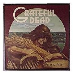 GRATEFUL DEAD--WAKE OF THE FLOOD