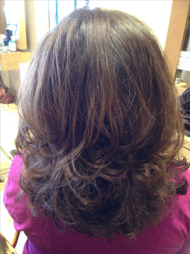 medium thin hair ideas