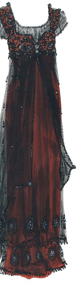 TITANIC: Rose Dewitt Bukater | beaded titanic dress in jump scene from Movie Titanic ♥ ♥ ✿ Ophelia Ryan✿♥