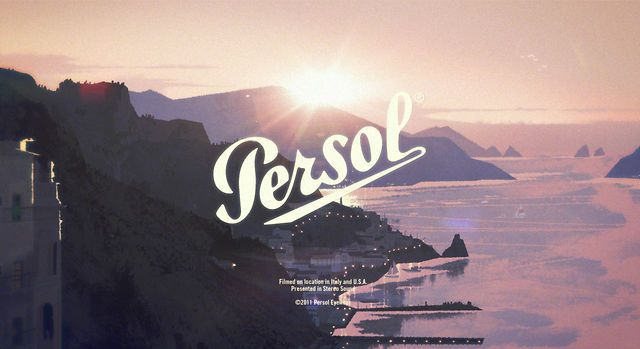 A Year of Sun with Mr. Persol - HD by Yuki 7. PERSOL // www.persol.com // ©MMXII