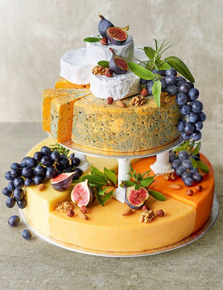 Cheese Celebration Cake