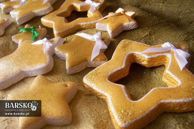 Salt Dough Stars
