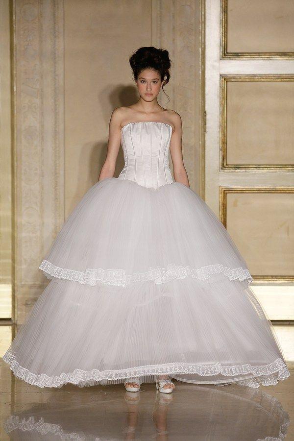 Big ball gown wedding dresses - Douglas Hannant