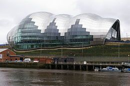 The Sage Gateshead - Norman Foster - 2004
