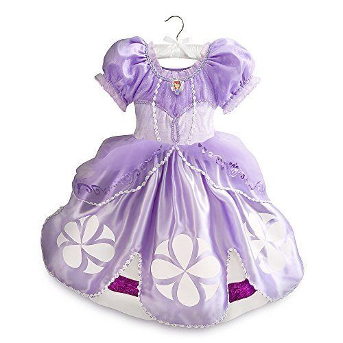 Disney Store Deluxe Sofia The First Halloween Costume Size XXS 2 2T 2016 *** For more information, visit image link. (This is an affiliate link and I receive a commission for the sales) #halloweenmusic