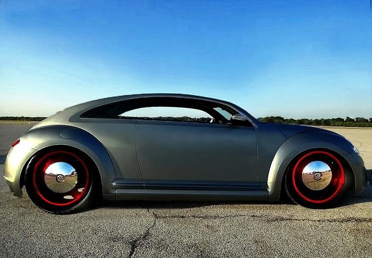 VW Beetle chop top. | vw | Pinterest | Volkswagen, Vw beetles and VW Bugs