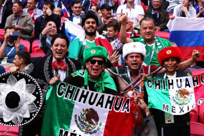 Mexican soccer fan tells wife he's going to buy smokes, flies to Russia to watch team instead https://tmbw.news/mexican-soccer-fan-tells-wife-hes-going-to-buy-smokes-flies-to-russia-to-watch-team-instead  A Mexican soccer fan pulled off an almighty deception after he told his wife he was going to a convenience store to buy some cigarettes, and instead journeyed all the way to Russia to watch the Mexican men's national team in action at the FIFA Confederations Cup tournament.After selling the…