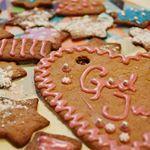 Har ni bakat ngra glutenfria pepparkakor n P annis glutenfria finns ett riktigt bra recept glutenfree glutenfreelife glutenfritt glutenfria gluten pepparkakor gingerbreads glasyr jul julpynt zensaglutine zensagluten