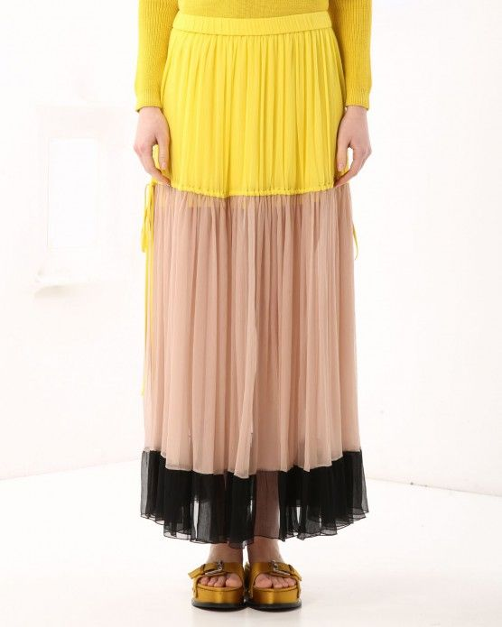 Long skirt by N°21
