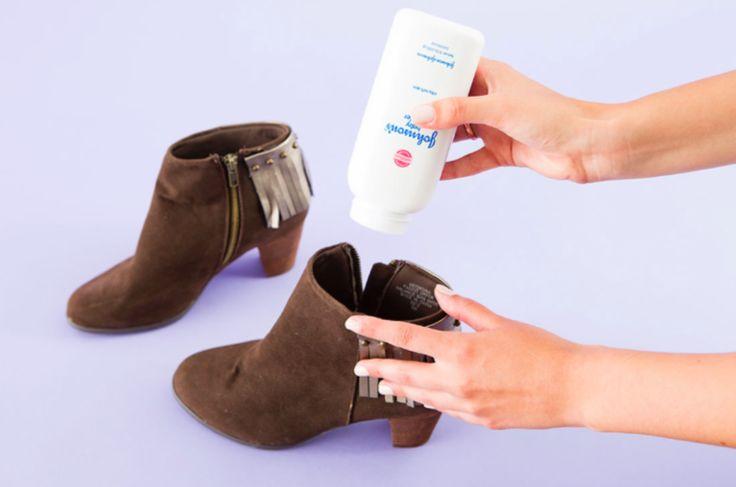2 astuces pour des chaussures qui couinent quand vous marchez