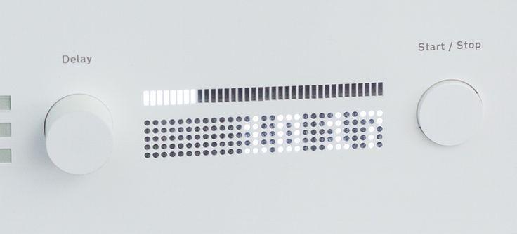 Cloudwash - Connected Washing machine   BergCloud