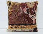 kelim rug ethnic pillow cover bohemian pillow cover rustic throw pillow sitting cushion shabby chic pillow boho tapestry green pillows 25262